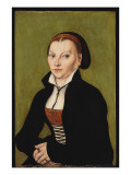 Portait of Katharina Von Bora
