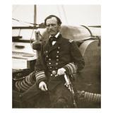 Admiral John A Dahlgren