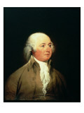 Portrait of John Adams  C1793