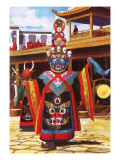 Tibetan Devil Dance