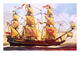 The Spanish Galleon