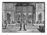 Women Dancing in the Harem
