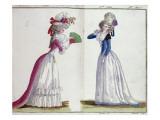 Fashion Plate  1789