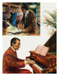 Portrait of Sergei Rachmaninov