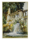 Villa Torlonia  Frascati  1907