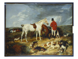 Hunters and Hounds  1823