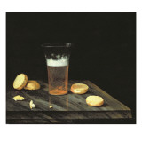 Still Life with Beer Glass