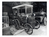 Early Peugeot Automobile  C1898