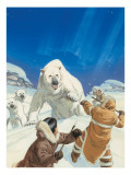 Polar Bears and Eskimos