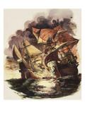 The Spanish Armada  1588