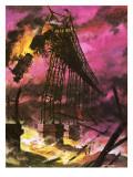 The Tay Bridge Disaster