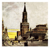 The Kremlin  Moscow