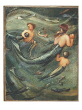 Mermaids in the Deep  1882