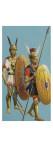 Samnite and Roman Soldiers