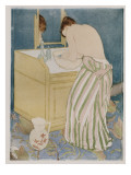 Woman Bathing  1890-91