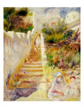 The Steps  Algiers  C1882