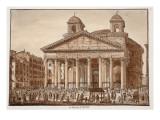 The Pantheon of Agrippa  1833
