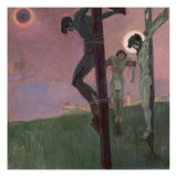 Crucifixion with Darkened Sun