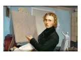 Self Portrait  1822