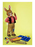 Brer Rabbit with a Paintbox