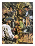 Captain Kidd&#39;s Elusive Hoard