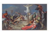 The Crucifixion  1724-25
