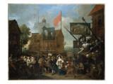 Southwark Fair  1733