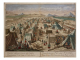 Military Camp  C1780