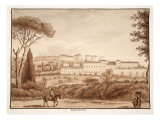 Villa Falconieri  1833