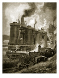 Blast Furnaces of the Period