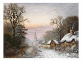 Winter Landscape  1869