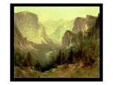 Hunting in Yosemite  1890