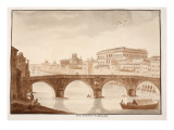 Ponte Sisto  1833