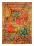 Spiral Flowers  1926
