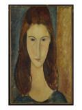 Jeanne Hebuterne  1917-18