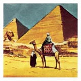 Egyptian Pyramids