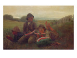 The Watermelon Boys  1876