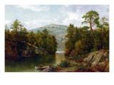 The Lake George  1876
