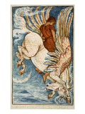 Bellerophon on Pegasus