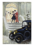 After the Ball  1917