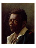 Bust Portrait of a Negro