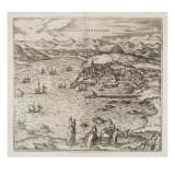 View of Santander  1576