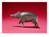 Figure of a Boar