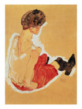 Seated Woman  1911