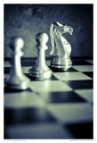 Black and White Chess V