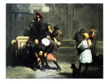 Street Kids  1906