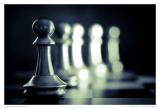Black and White Chess VII