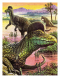 Corythosaurus