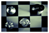 Black and White Chess VIII