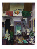 The Studio  1919